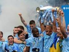 Man City stroll to Premier League title - Yahoo!7 News   English Premier League 2013-14   Scoop.it