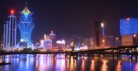 Macau   A Land Of Two Faces   Gambling   Scoop.it