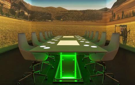 Tables tactiles : le futur des cafés et restaurants ?   Gastronomie digitale   Scoop.it