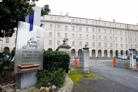 Archives militaires : cinq millions investis en Béarn - La République des Pyrénées | Nos Racines | Scoop.it