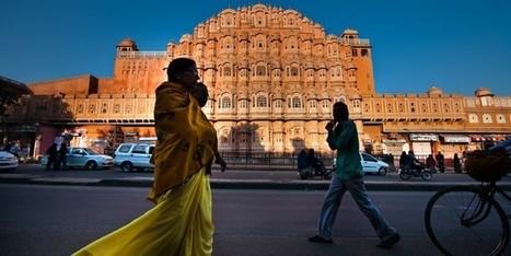 Jaipur, bientôt un laboratoire d'innovation pour Smart City | Signalisation dynamique & trafic interurbain | Scoop.it