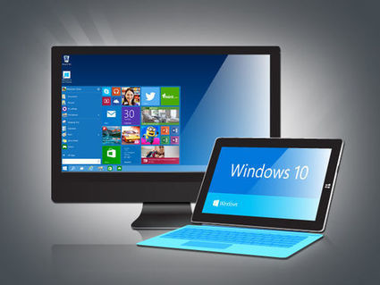 Windows 10 : tout savoir sur le nouvel OS de Microsoft | Méli-mélo de Melodie68 | Scoop.it