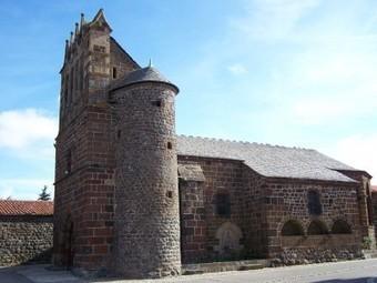Eglise de Saint Christophe sur Dolaison - Puy en Velay - Saugues   Saint Jacques de Compostelle   Saint Jacques de compostelle   Scoop.it