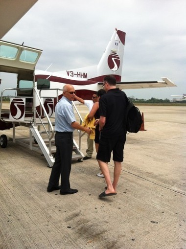 Tropic Air Begins Flying From Belize to Cancun, Mexico | Belize in Social Media | Scoop.it
