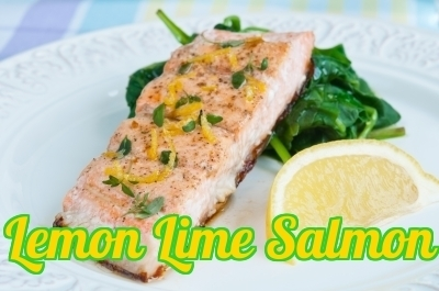 Lemon and Lime Salmon | Best Easy Recipes | Scoop.it