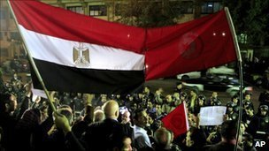 BBC News - Egypt activists to hold Tunisia-inspired 'action day' | Coveting Freedom | Scoop.it