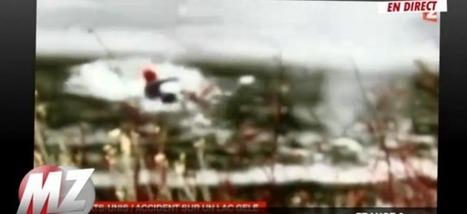 Un patineur tombe dans un lac gelé en Californie | Radio Planète-Eléa | Scoop.it