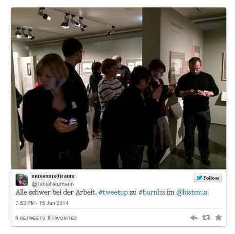 Warum tun die das? Der #burnitz #tweetup im Rückblick « Blog des Historischen Museums Frankfurt | Twitter and the Museum | Scoop.it