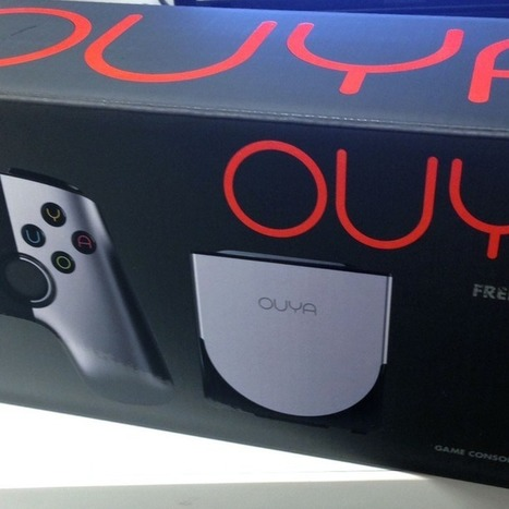 Gaming Console OUYA Launches in Retail Stores Today | Daily Magazine | Scoop.it