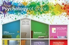 The Psychology of Color [Infographic] | Attention Boosting Information for #ContentMarketing | Blogging and Marketing Strategies for How To Make More Money Online | Scoop.it
