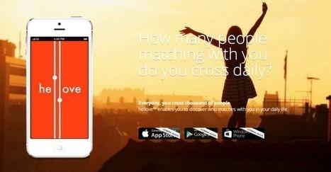 Hellove : une application de rencontre révolutionnaire conçue par ... - Le Soir | Applications photos sur iPhone, Android et Windows Phone | Scoop.it