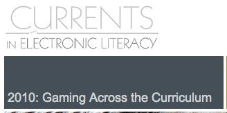 Four Ways to Teach with Video Games | Currents in Electronic Literacy | Digital Play | Scoop.it