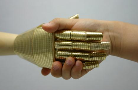 Israël : invention de la peau électronique auto-réparable | Hopital 2.0 | Scoop.it