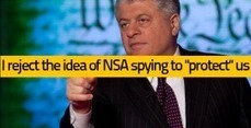 Judge Napolitano: NSA and a Government of Secrecy and Fear | Breaking News from S.E.R.C.E | Scoop.it