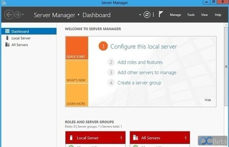Windows Server 8 hits build 8180, new screenshots emerge   Windows Infrastructure   Scoop.it