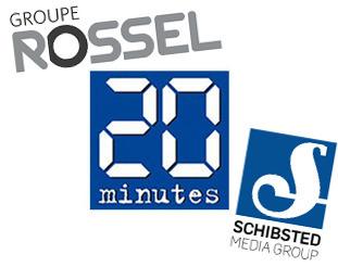Le norvégien Schibsted veut vendre au belge Rossel sa part dans 20 Minutes France | DocPresseESJ | Scoop.it