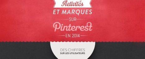 Les chiffres Pinterest 2014 - Statistiques exclusives | Infos en vrac | Scoop.it