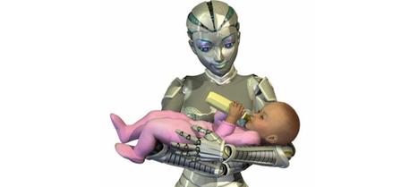 Should androids have the right to have children? - DeepStuff.org   Post-Sapiens, les êtres technologiques   Scoop.it