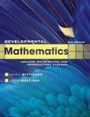 Developmental Mathematics, 8th Edition - Fox eBook | math | Scoop.it
