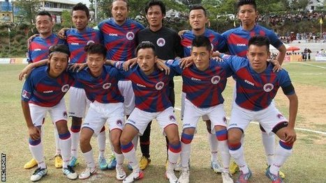 """Continue To Fight For Your Right To Play International Football Tibet 