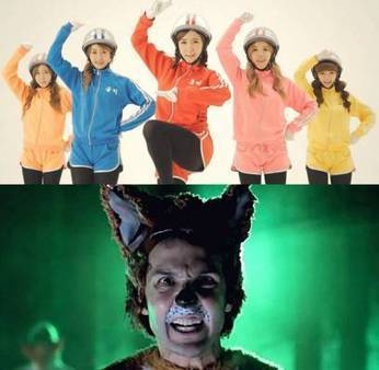 The Fox says 'Bar Bar Bar'? Crayon Pop to collaborate with Norwegian duo Ylvis for 2013 MAMA | allkpop.com | Pop | Scoop.it