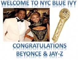 NEW YORKERS WELCOME BLUE IVY TO THE WORLD, CONGRATS BEYONCE &JAY-Z | Today's Transmedia World | Scoop.it