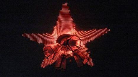 Ceiling Fan LED Display using arduino -   Arduino, Netduino, Rasperry Pi!   Scoop.it