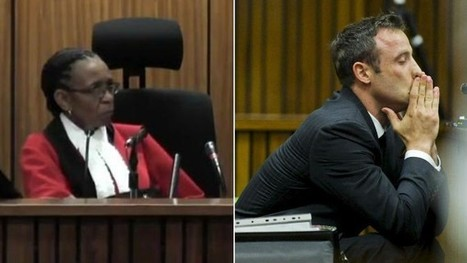 Meet the Black Female Judge Who Will Decide Oscar Pistorius' Fate  | Soup for thought | Scoop.it