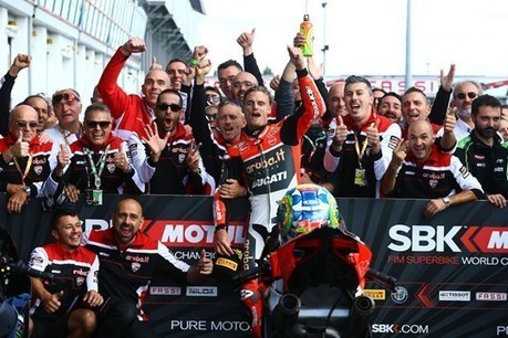 WSB: Davies hails 'most important weekend of career' | Ductalk Ducati News | Scoop.it