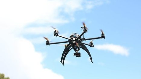 Drones the newest real estate marketing tool | Les Volutiles | Scoop.it