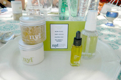 Carol Sondesky Of Nyl Skincare On Vegan, Gluten-Free, and ... | Health, beauty and skincare | Scoop.it