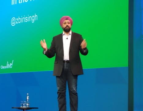 Cisco Live 2016: Cap sur l'IoT et les microservices sous la baguette de Biri Singh - Le Monde Informatique | Entreprise 2.0 -> 3.0 Cloud-Computing Bigdata Blockchain IoT | Scoop.it