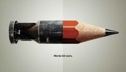 25 Powerful Advertisements That Will Make You Stop And Think | From up North | Digital & Traditional Art | Scoop.it