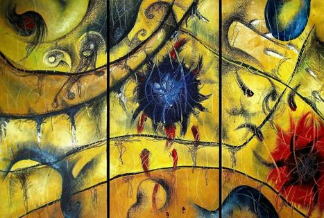 """"""" Universe """" by Patricia Quinche 