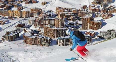 Quand Val Thorens se pose en pro du marketing, Marketing digital - Les Echos Business | Tourisme de montagne | Scoop.it