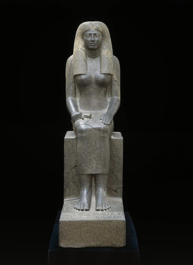 Amun-Ra Egyptology Blog: Museum Pieces - Statue of Lady Sennuwy | Egyptology and Archaeology | Scoop.it