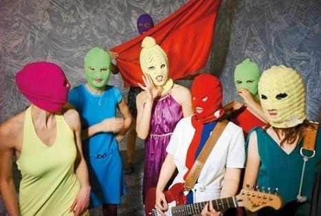 Connaissez-vous vraiment la musique punk des Pussy Riot ? | News musique | Scoop.it