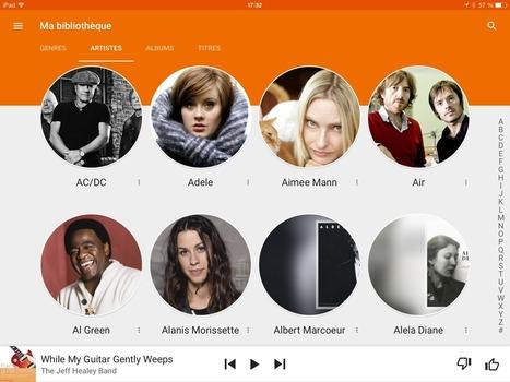Stocker gratuitement sa musique sur le cloud - Les Numériques | Autour du nuage, sauvegarde mais pas que | Scoop.it