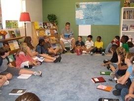 Choice Literacy - Conversation Circle | AdLit | Scoop.it