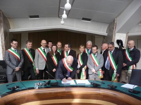 Patto dei Sindaci: PAES collettivo per 12 piccoli comuni del Veneto | Offset your carbon footprint | Scoop.it
