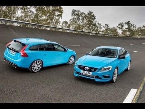 Volvo lance S60 et V60 Polestar en France [vidéo]   Volvo Polestar & Team Cyan   Scoop.it