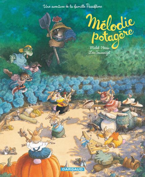 Mélodie Potagère | Plus de légumes et moins de béton | Scoop.it