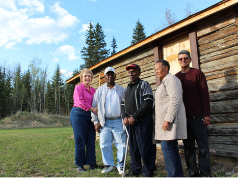 The black people in the Middle of Nowhere: The lost community of Amber Valley, AB | Études sociales | Scoop.it