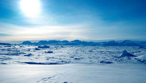 Greenland's icecap - once thought stable - is losing stability due to melting at an accelerating pace | Amazing Science | Scoop.it
