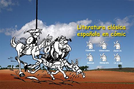 LITEBEO= Literatura + Tebeo | antoniorrubio | Scoop.it
