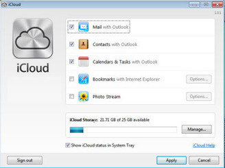 Syncing iCloud with Windows Outlook | Macworld | Social Media Productivity | Scoop.it