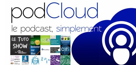 Créer et écouter des poadcasts sur tous vos appareils (file de lecture illimitée) @podCloud_fr | Narration transmedia et Education | Scoop.it