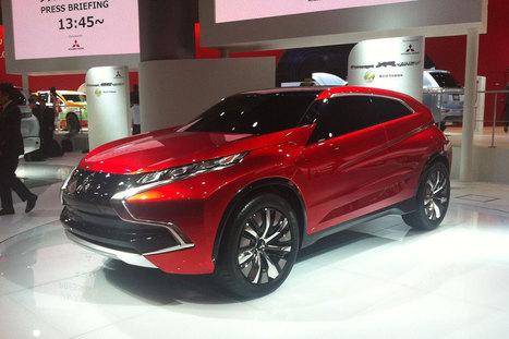 Mitsubishi reveals new concept cars at Tokyo Motor Show - AutoExpress | Cars | Scoop.it