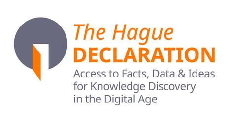 Declaración de La Haya sobre acceso abierto | Educación a Distancia y TIC | Scoop.it