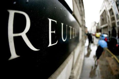 Reuters dépêche une motion de défiance contre sa direction | DocPresseESJ | Scoop.it